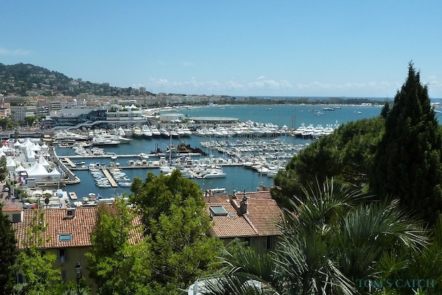 Angelausflüge Cannes