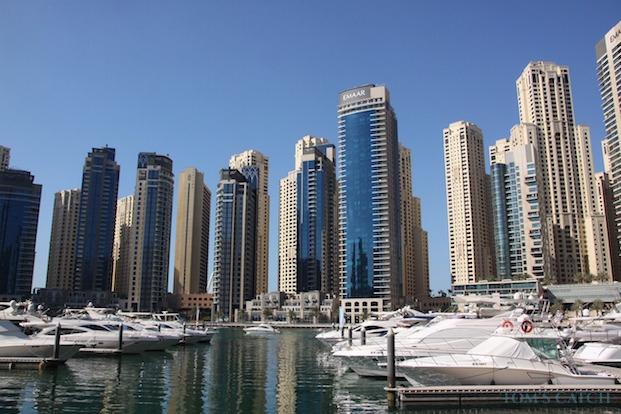 Angelausflüge Dubai