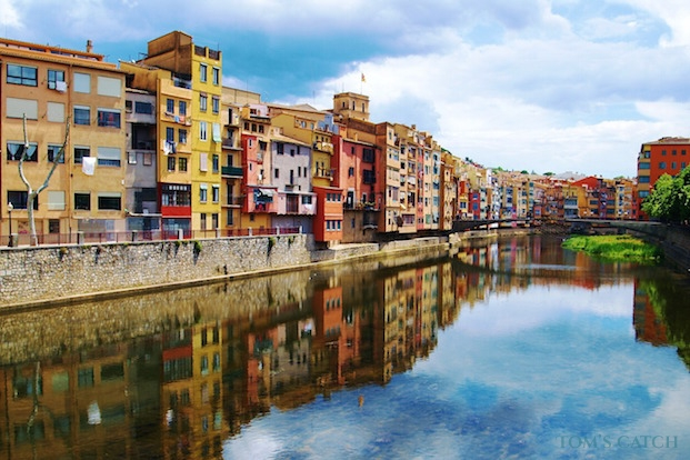 Angelausflüge Girona