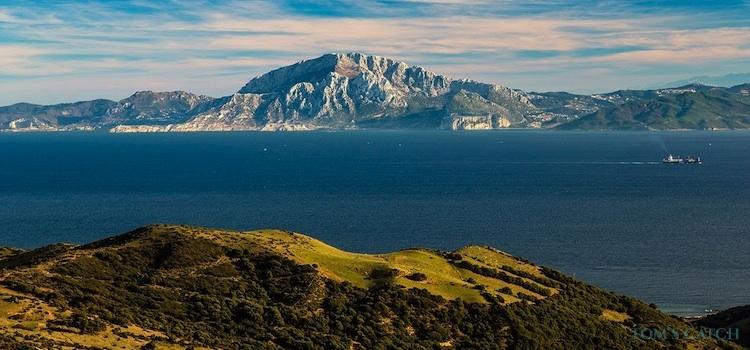 Strasse von Gibraltar Angelzone