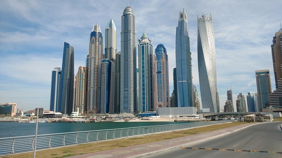 Vereinigte Arabische Emirate Angelzone