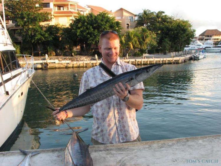 Geführte Angeltouren Big Fish