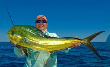 Blue Water 72 ft Cabo San Lucas angeln