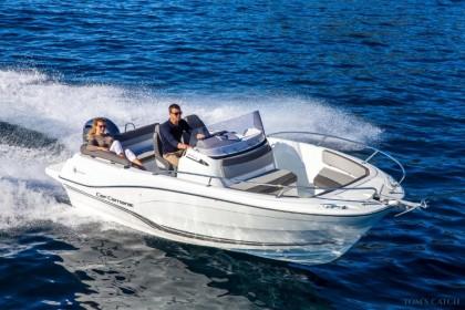 Cap Camarat 650 Sitges angeln