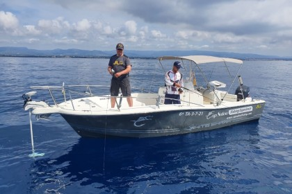 Cap Salou Fishing Salou angeln