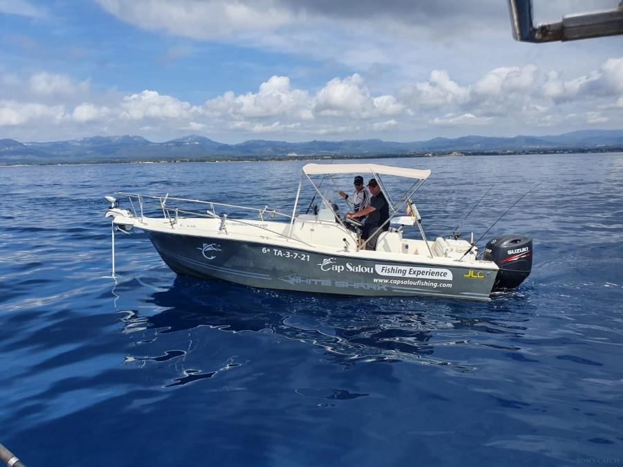 Geführte Angeltouren Cap Salou Fishing