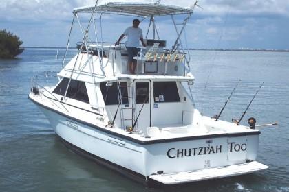 Chutzpah Too Riviera Maya angeln
