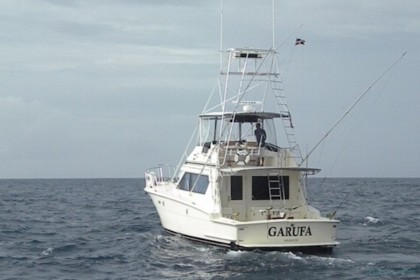Fishing Charter Garufa