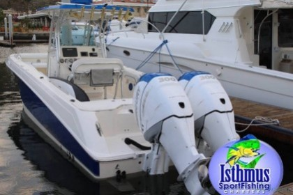 Isthmus Sport Fishing Panama angeln
