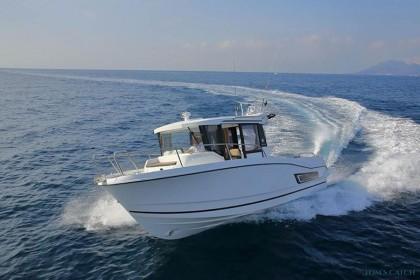 Angel Charter Jeanneau Marruecos Fisher Marlin