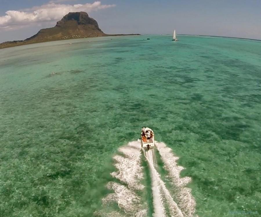 Geführte Angeltouren Jigging in Mauritius