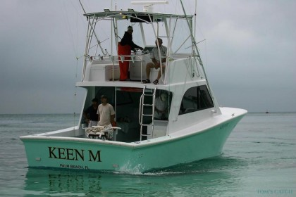 Keen-M Riviera Maya angeln