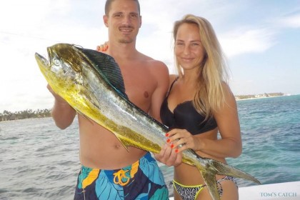 Lizange Punta Cana angeln