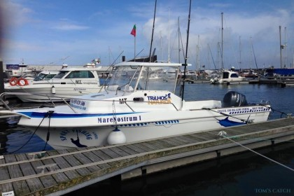 Fishing Charter Mare Nostrum I