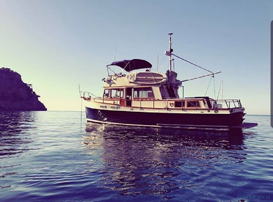 Geführte Angeltouren Maverick Sea