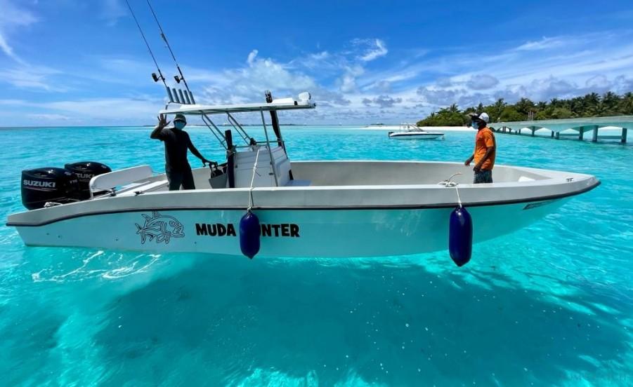 Malediven Angelzone