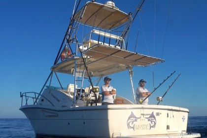 Fishing Charter Mystic