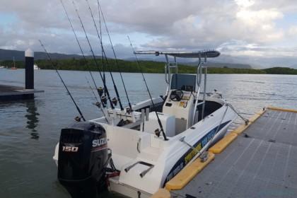 Port Douglas Sportfishing Port Douglas angeln