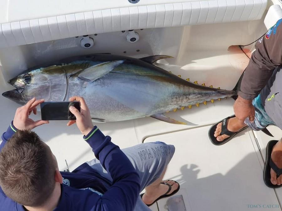 Geführte Angeltouren Raggie Fishing