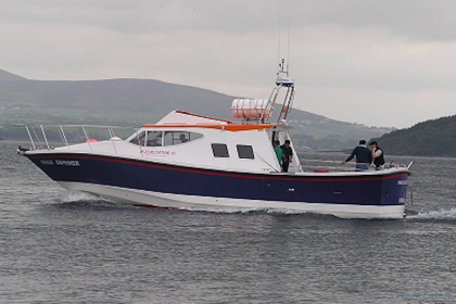 Fishing Charter Rathmullan
