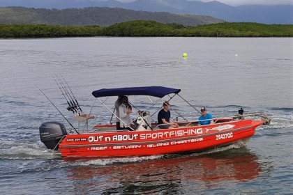 Reel Therapy Port Douglas angeln