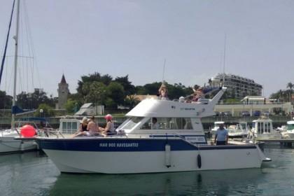 Rodman 1100 Portugal angeln