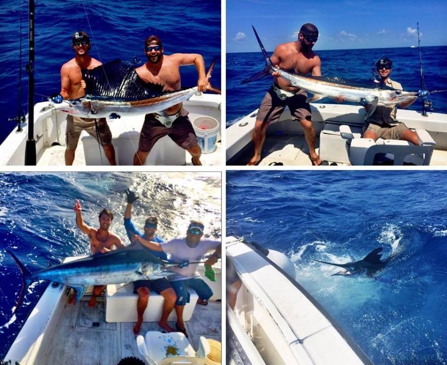 Fishing Charter Sakitumi
