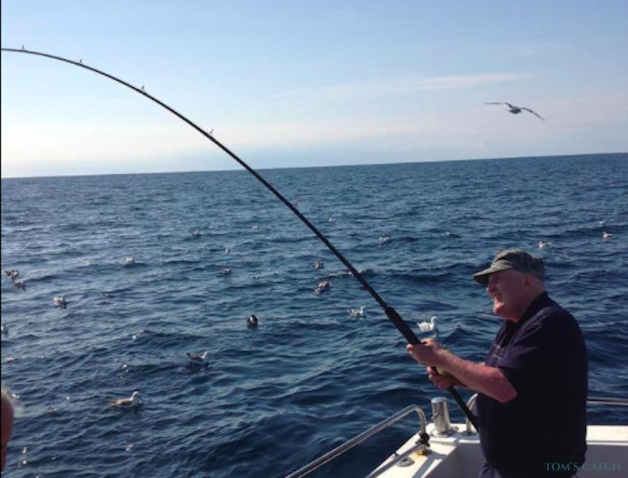 Geführte Angeltouren Sea Hunter