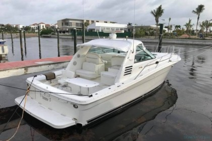 SeaRay 40 Ft Express Cruiser Punta Cana angeln