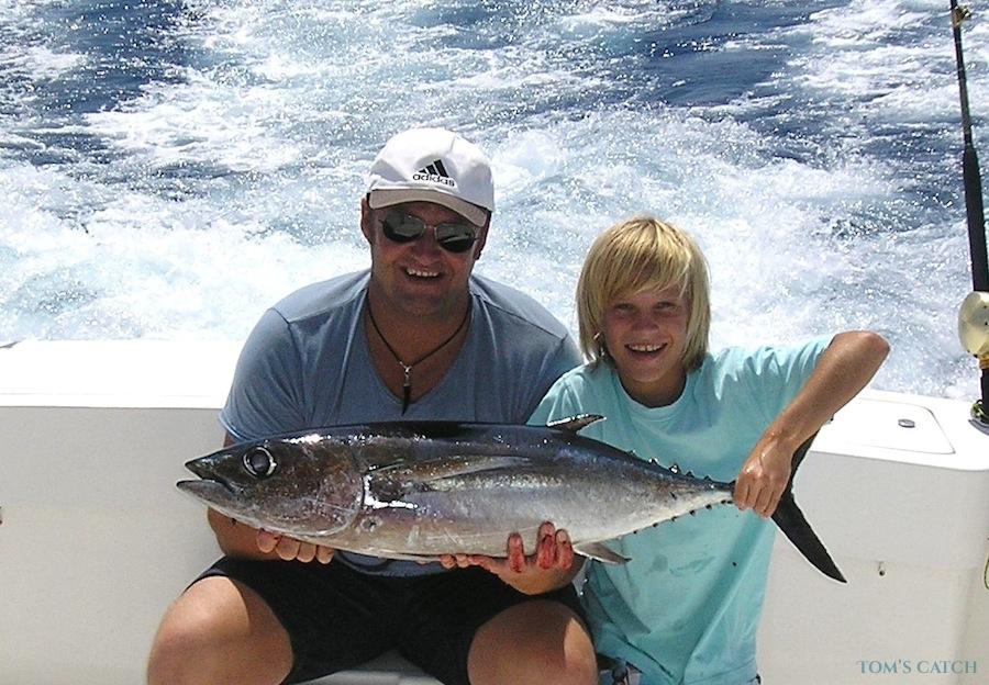 Fishing Charter Sedal