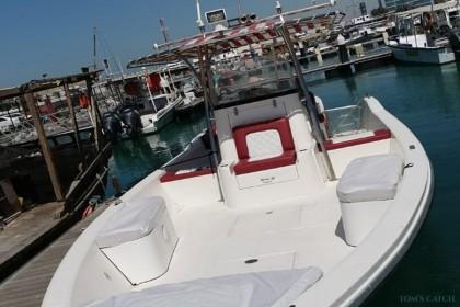 SP Boat 2 Vereinigte Arabische Emirate angeln