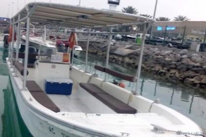 SP Boat 3 Vereinigte Arabische Emirate angeln