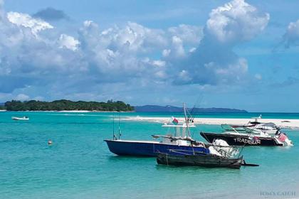 Fishing Charter Ti Yann