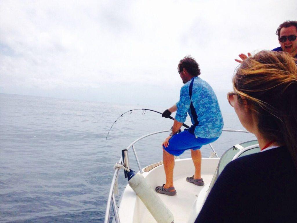Ametlla del Mar spinning tuna spain
