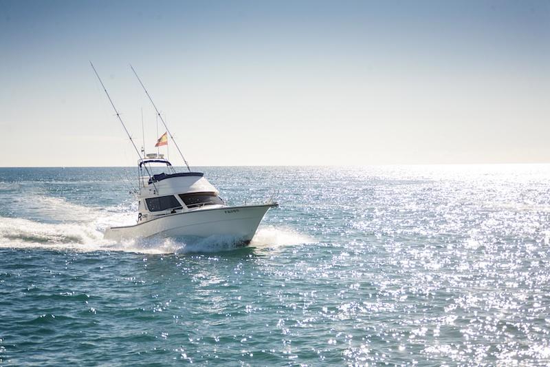 Luna Fishing Charter Marbella