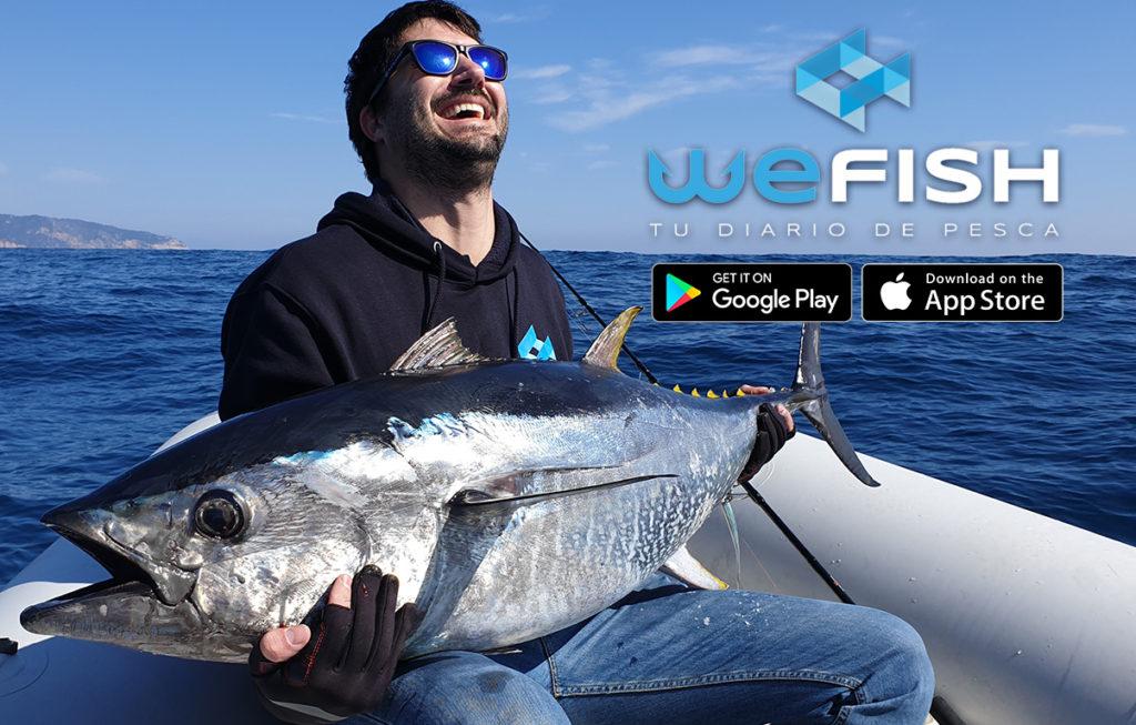 WeFish App de pesca