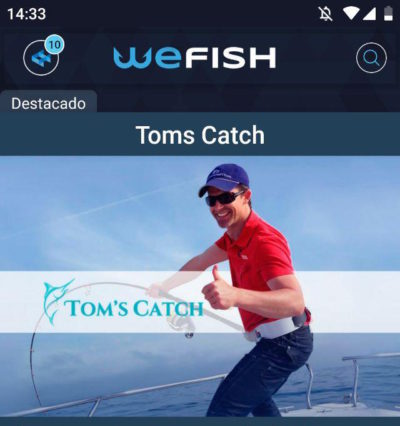 Tomscatch WeFish