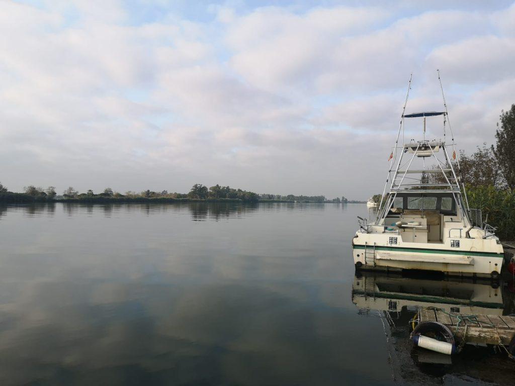 Ebro Delta Fishing charter