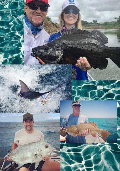 Australia fishing
