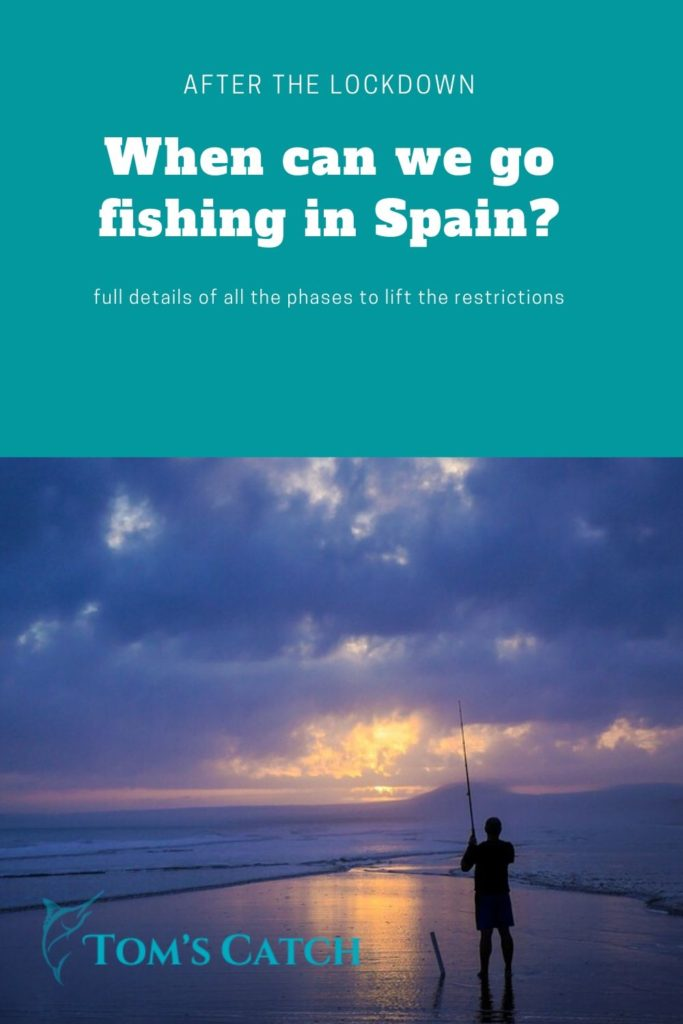 When can we go fishing in Spain?