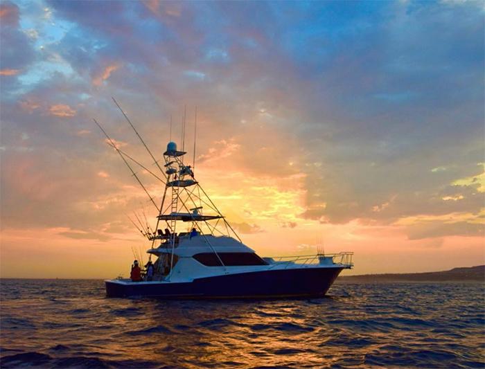 Alquiler barco pesca