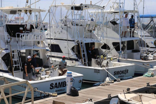 Fishing charters in Cape Verde