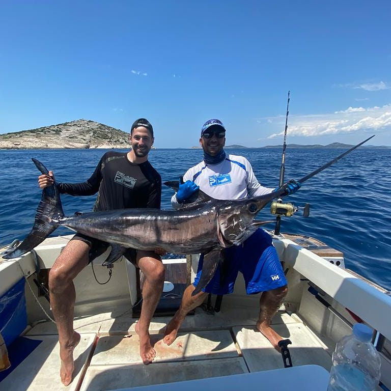 Swordfish fishing in Croatia