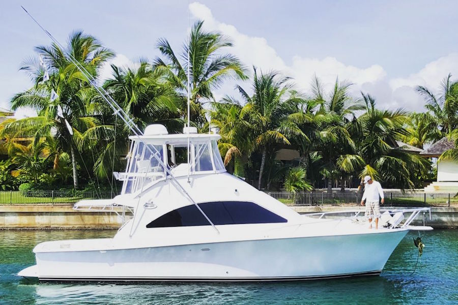 Tease Me Fishing Charter in Punta Cana, Dominican Republic