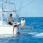 Keen M Fishing Charter in Isla Mujeres