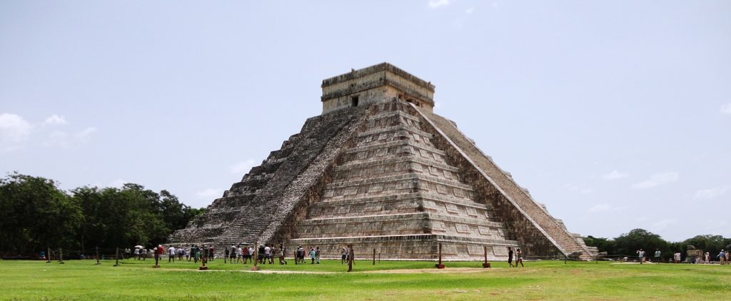 Archaeological sites in Cancun