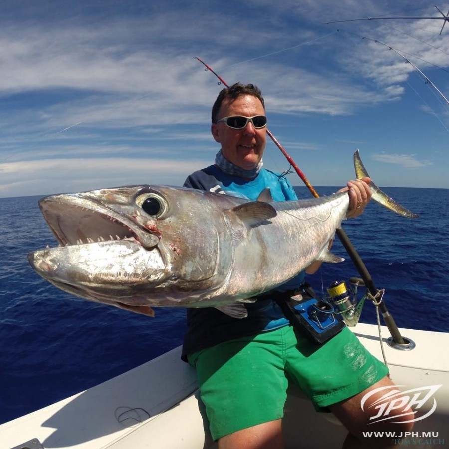 Charter de pesca 26 feet Sport Fisher