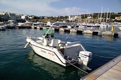 Charter de pesca 40 Parallelo