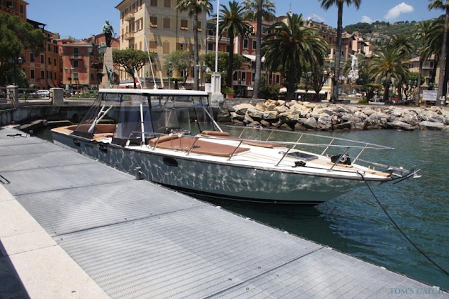 Charter de pesca Abbate Weekender 34