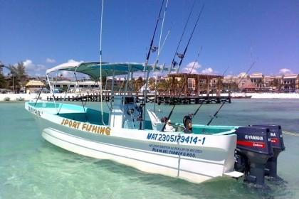 Abiyael Playa del Carmen pesca